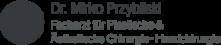 Plastische & Ästhetische Chirurgie Frankfurt – Dr.Przybilski